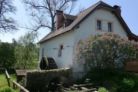 Pension Jindřichův mlýn foto 1