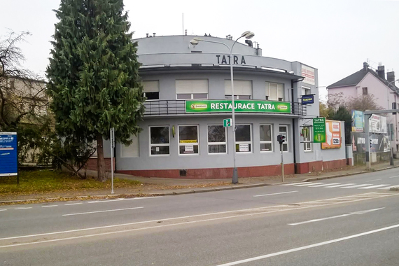 Penzion Tatranská foto 1