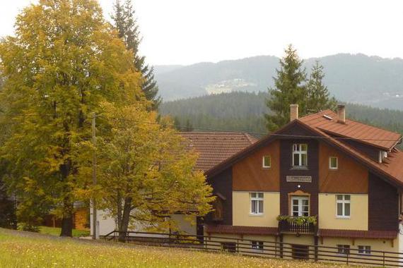 Horská chata Dům sv. Josefa na Gruni foto 1