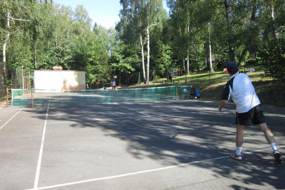 tenisové hriště
