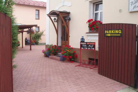 Penzion villa Máj foto 1