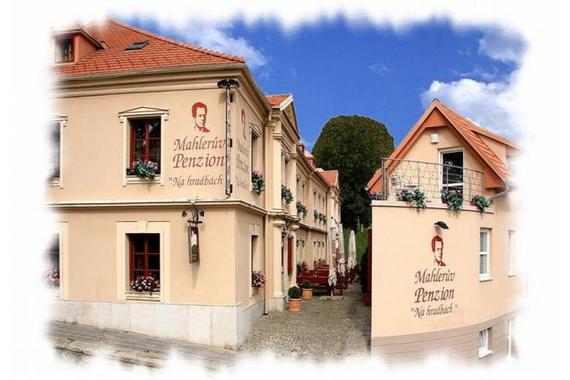 Mahlerův penzion Na Hradbách foto 1