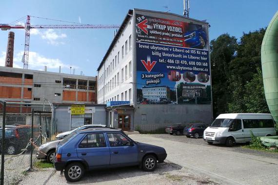 Ubytovna Košická 471 foto 1