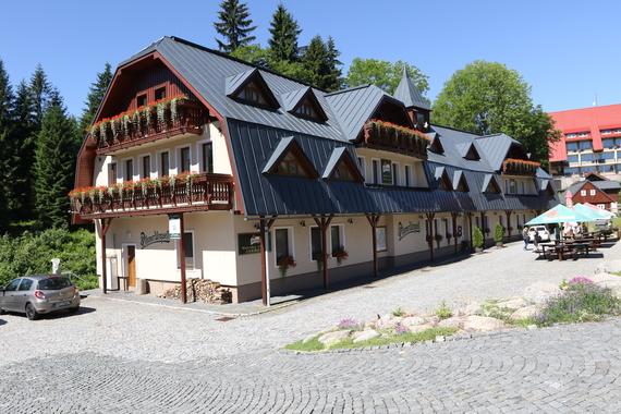 Chata Jarmilka foto 1