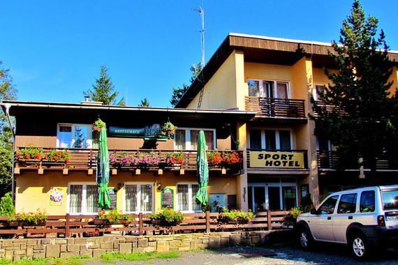 Hotel Tesák foto 1