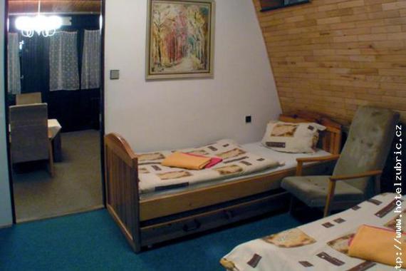 Hotel Zubříč foto 7