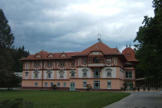 Ubytování v Lázních Luhačovice foto 2