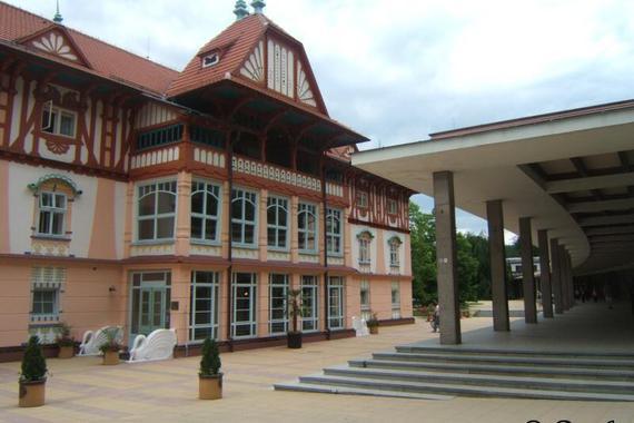 Ubytování v Lázních Luhačovice foto 3