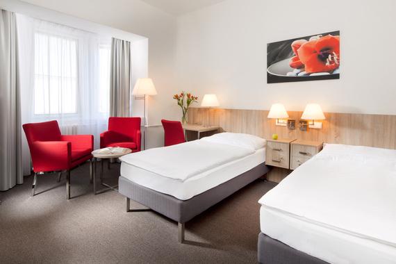 Lázeňský hotel MORAVA foto 4