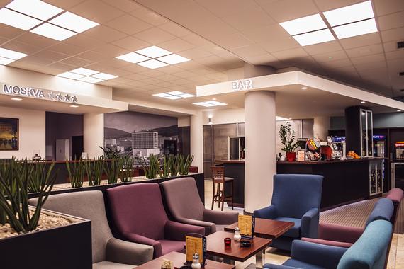 Interhotel Moskva foto 3