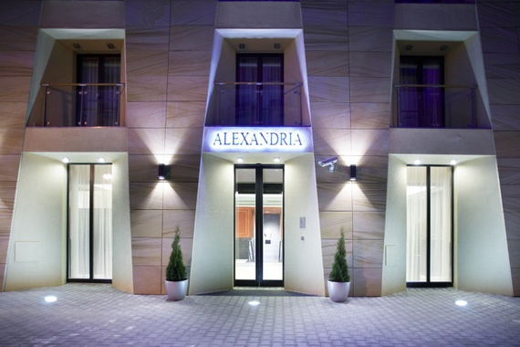 Hotel Alexandria foto 2
