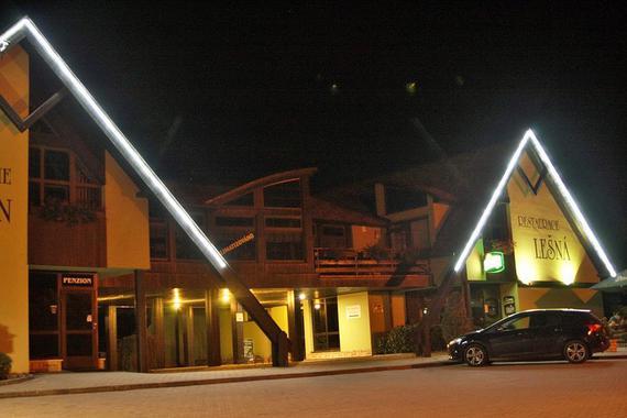 Penzion a restaurace Lešná foto 11
