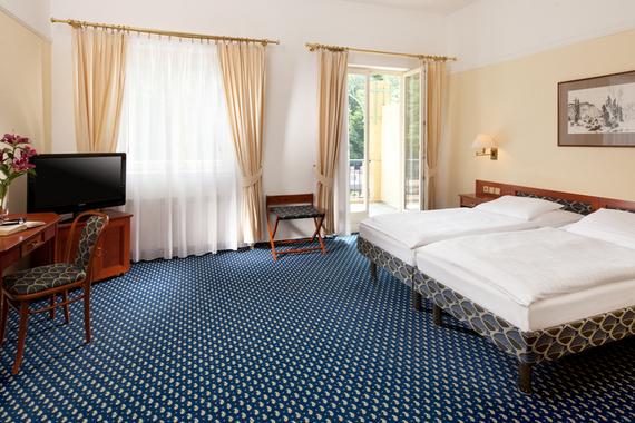 Hotel Dům B. Smetany foto 2