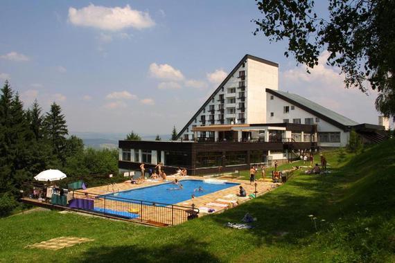 Horský hotel Jelenovská foto 1