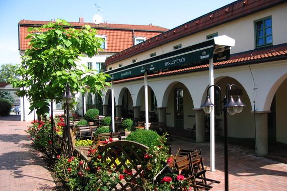 Hotel Hanácký dvůr foto 1