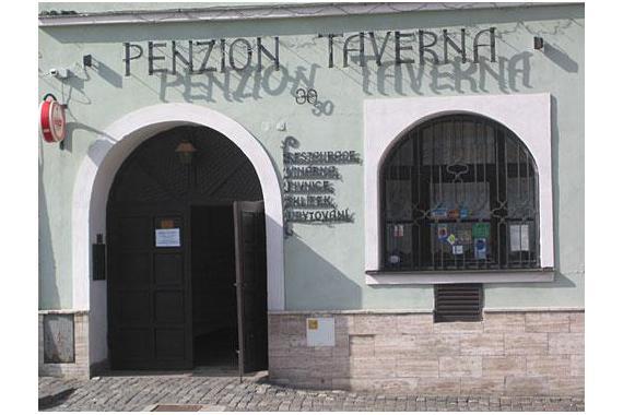 Penzion Taverna foto 2