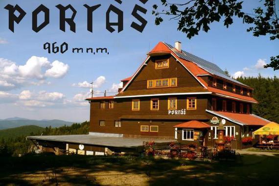 Horský hotel Portáš foto 2