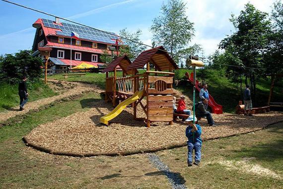 dětské hřiště Portášek