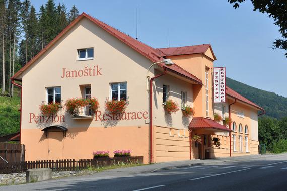 Penzion a restaurace Janoštík foto 1