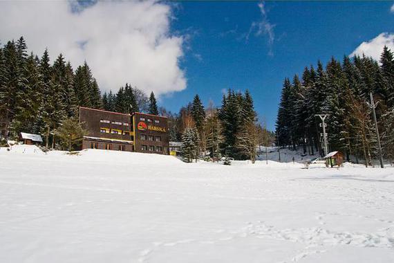 Horský hotel Babská foto 1