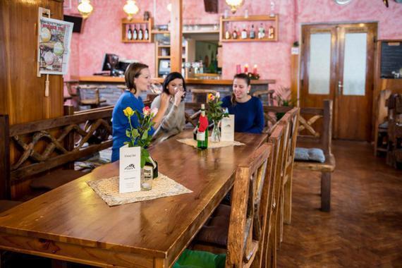 DOBRÁ CHATA - horský hotel foto 9