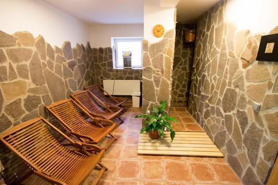 DOBRÁ CHATA - horský hotel foto 6