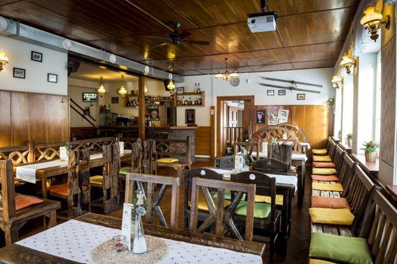 DOBRÁ CHATA - horský hotel foto 10