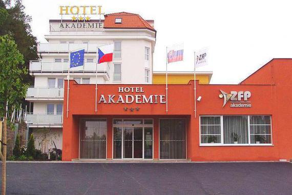 SEMINÁRNÍ HOTEL AKADEMIE Naháč foto 1