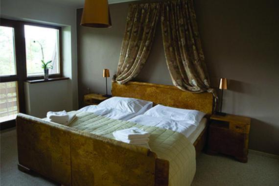 Hotel Rusava foto 18