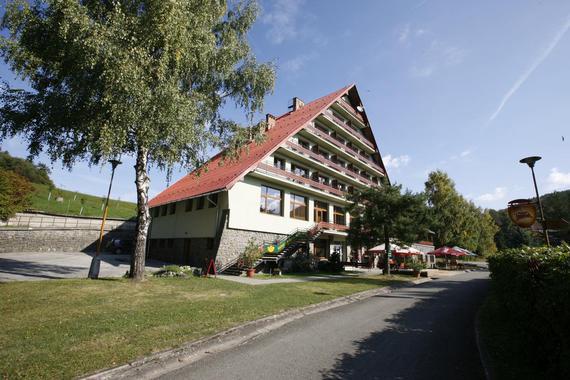 Hotel Rusava foto 27