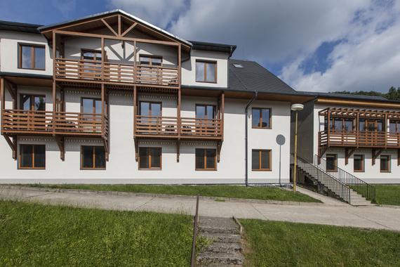 Hotel Rusava foto 48