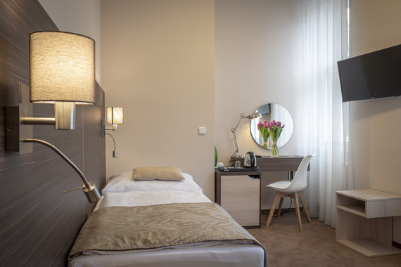 Hotel Kampa Garden foto 4