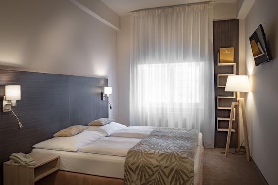 Hotel Kampa Garden foto 6