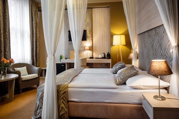 Hotel Kampa Garden foto 8