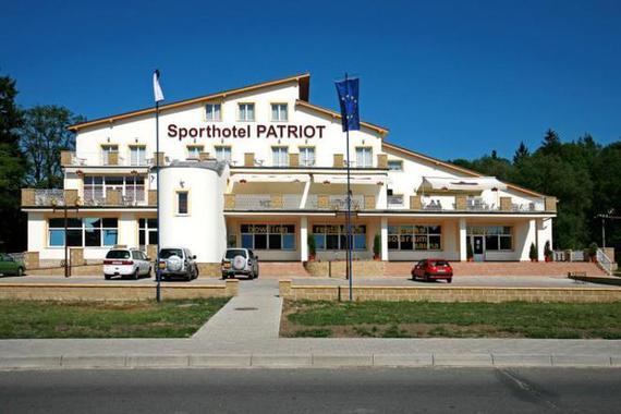 Sporthotel Patriot foto 1