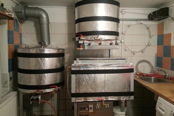 Vaříme vlastní pivo