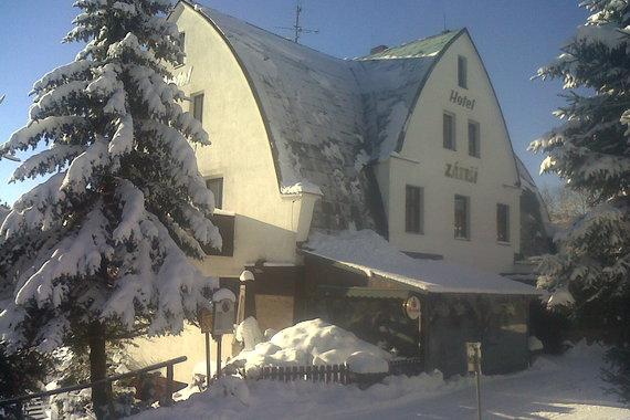 Hotel Zátiší foto 2