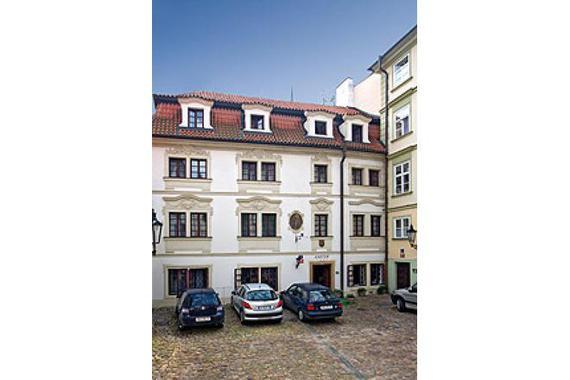 Hotel Waldstein foto 1