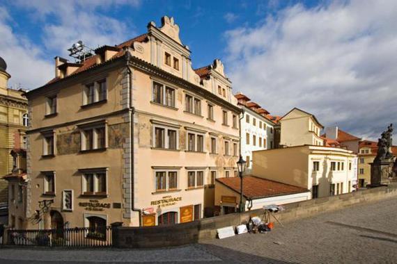 Hotel U 3 PŠTROSŮ foto 1