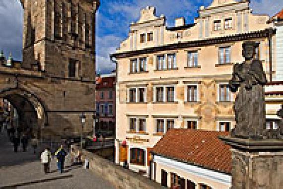 Hotel U 3 PŠTROSŮ foto 2