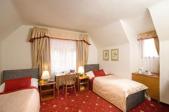 Hotel U 3 PŠTROSŮ foto 5