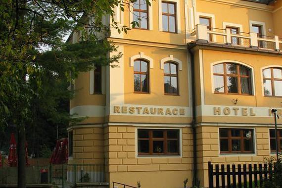 Hotel Hron foto 1