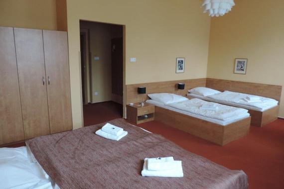 Hotel Hron foto 3