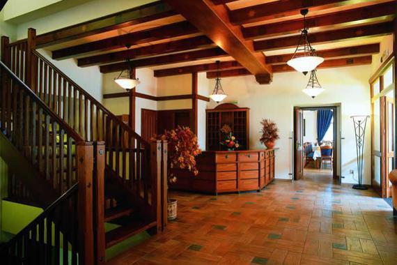 Zámecký hotel foto 2