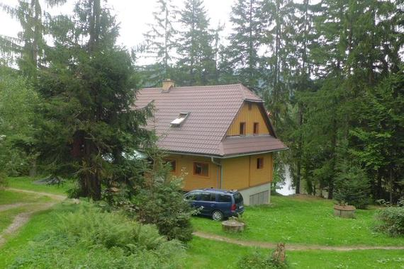 Chata Zdeňka foto 1