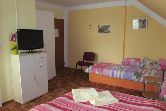 Ubytování U Sýkorů foto 11