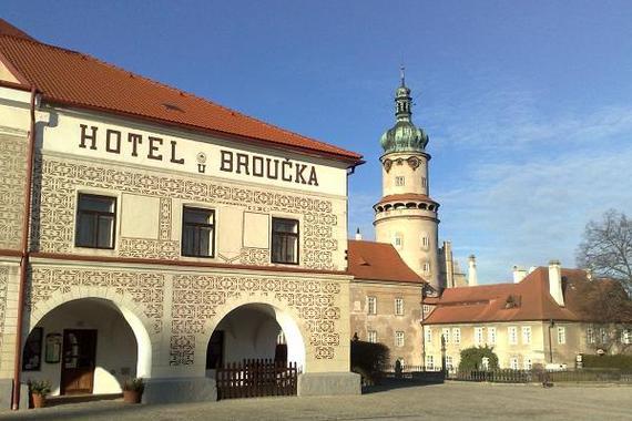 Hotel U Broučka foto 1