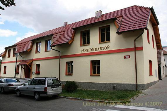 Penzion Bartoň foto 14