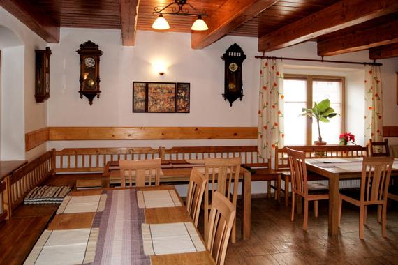 Penzion Bartoň foto 15