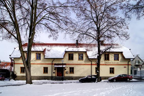 Penzion Bartoň foto 22